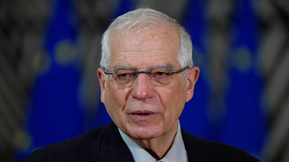 Der EU-Außenbeauftragte Josep Borrell (Archivaufnahme)