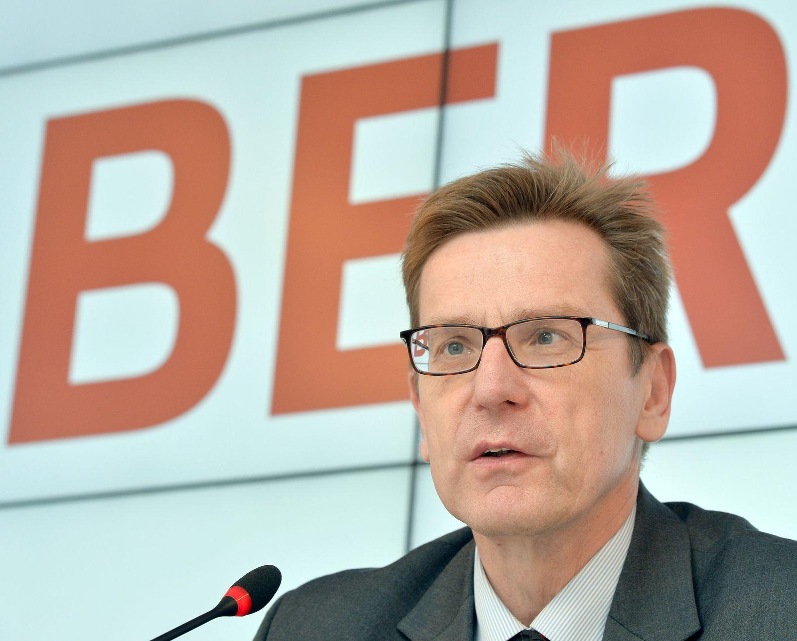 Neuer Flughafenchef - Karsten Mühlenfeld