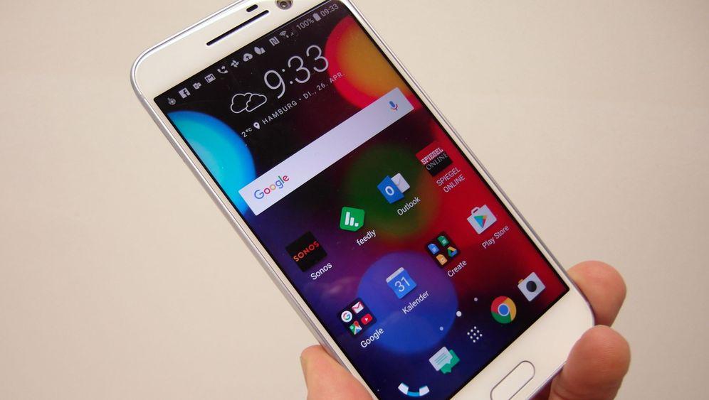 Ein Smartphone wie ein Golf: Das ist das HTC 10