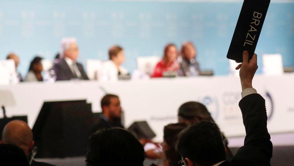 """Delegierte in Madrid: """"Zynische Gier hat den gemeinsamen Kampf gegen die Klimakrise in ihre tiefste Krise gestürzt"""""""