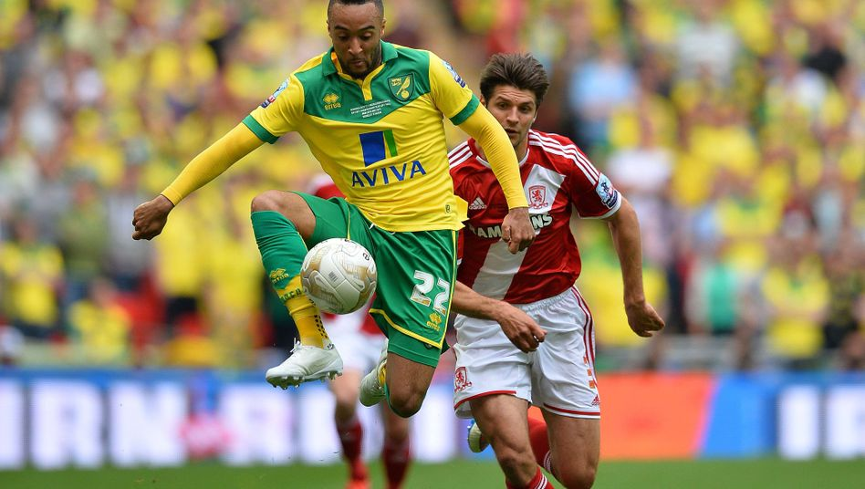 Norwich-Profi Redmond: Welcome back to the Premier League