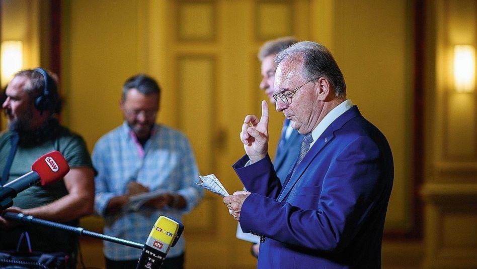 Christdemokrat Haseloff: Angst vor der AfD