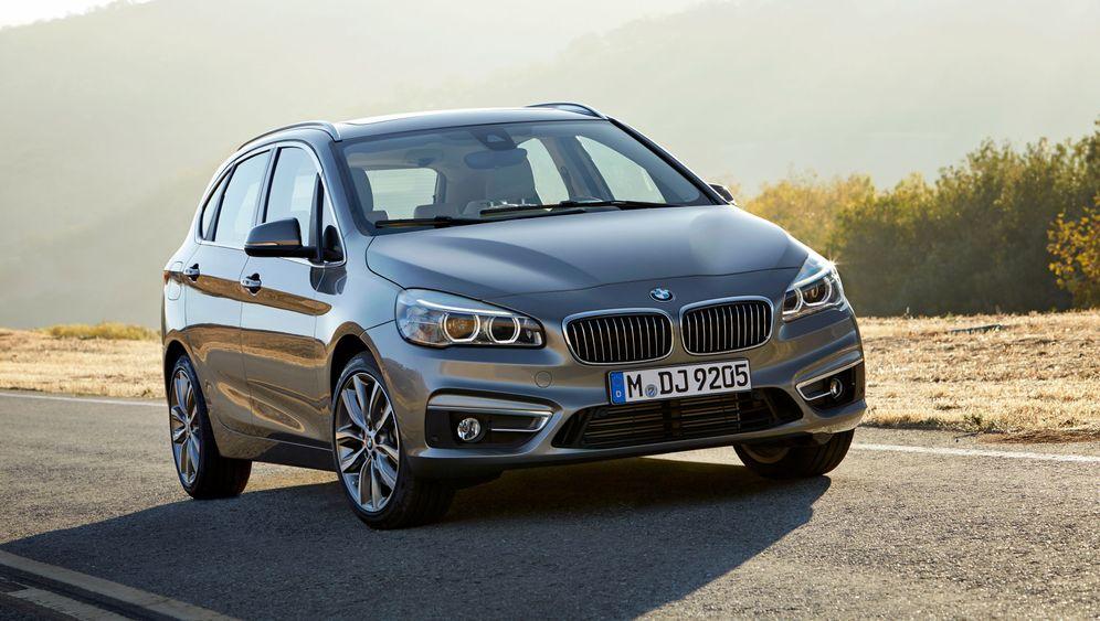 BMW 2er Active Tourer: Das Auto, das es gar nicht geben dürfte