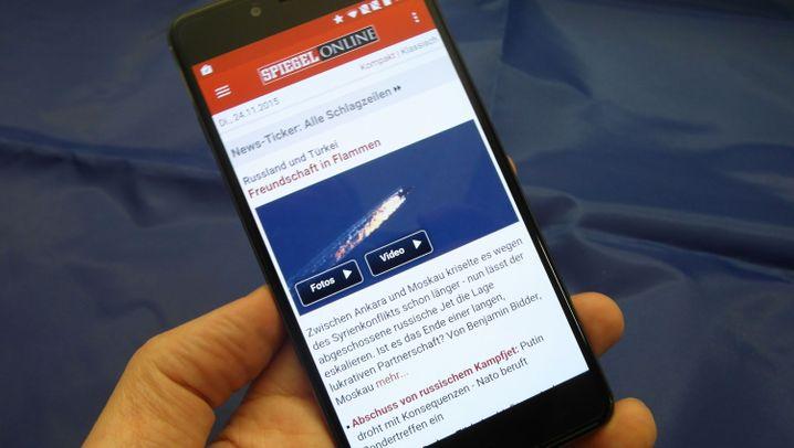 Mittelklasse-Hardware im Oberklasse-Look: OnePlus X