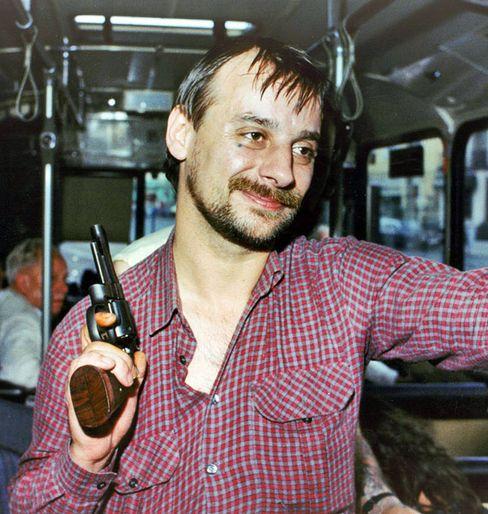 Dieter Degowski (während des Geiseldramas 1988): Kein Grund für Gnade