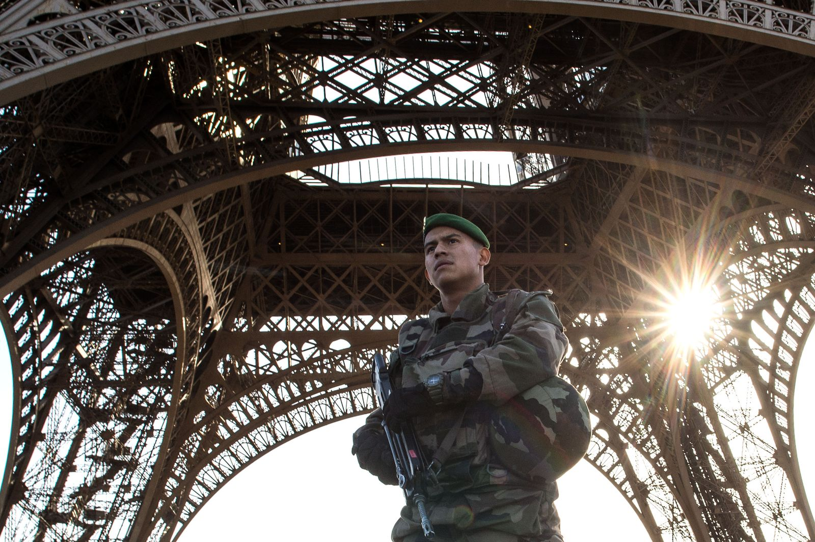 Paris / Terrorismus