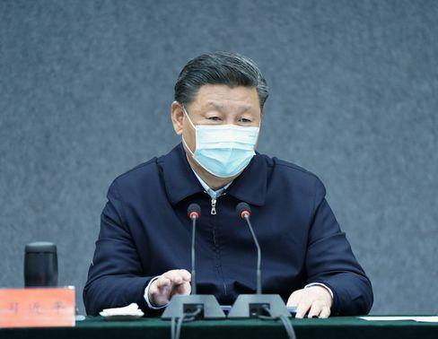 Staatschef Xi Jinping