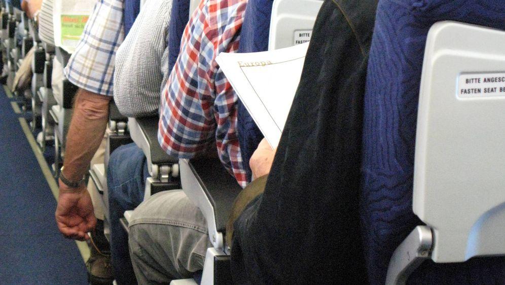Abstand im Flieger: Mein Platz!