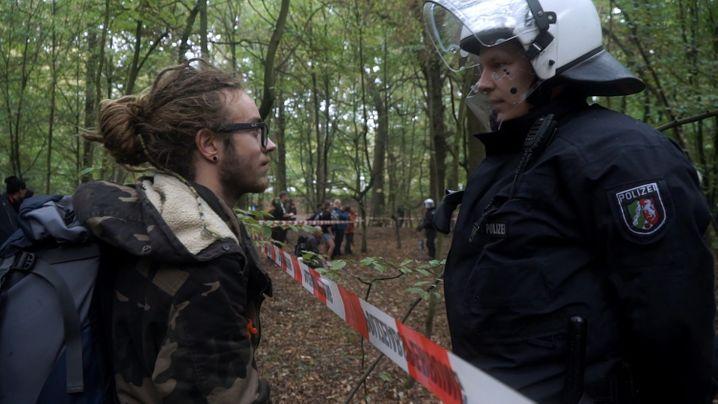 Hambacher Forst: Dokus über den Widerstand