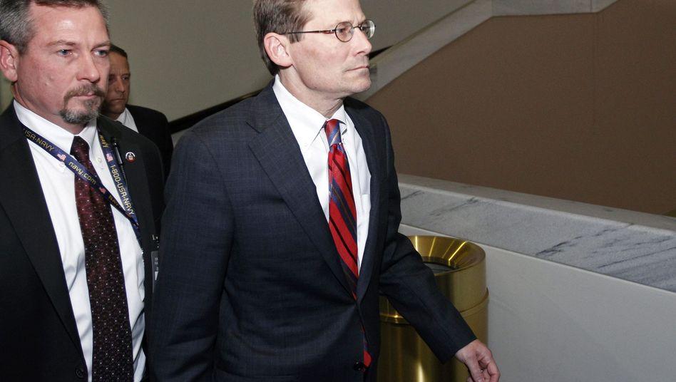 Michael Morell in Washington: Stellvertretender CIA-Chef nur noch bis August