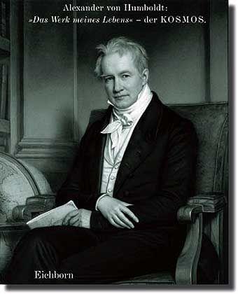 """""""Kosmos"""" von Alexander von Humboldt: Anspruchsvoller Beststeller"""
