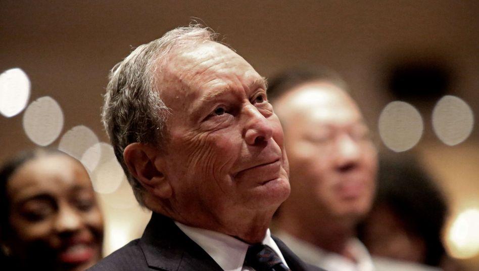 """Michael Bloomberg: """"Ich lag falsch. Und das tut mir leid"""""""
