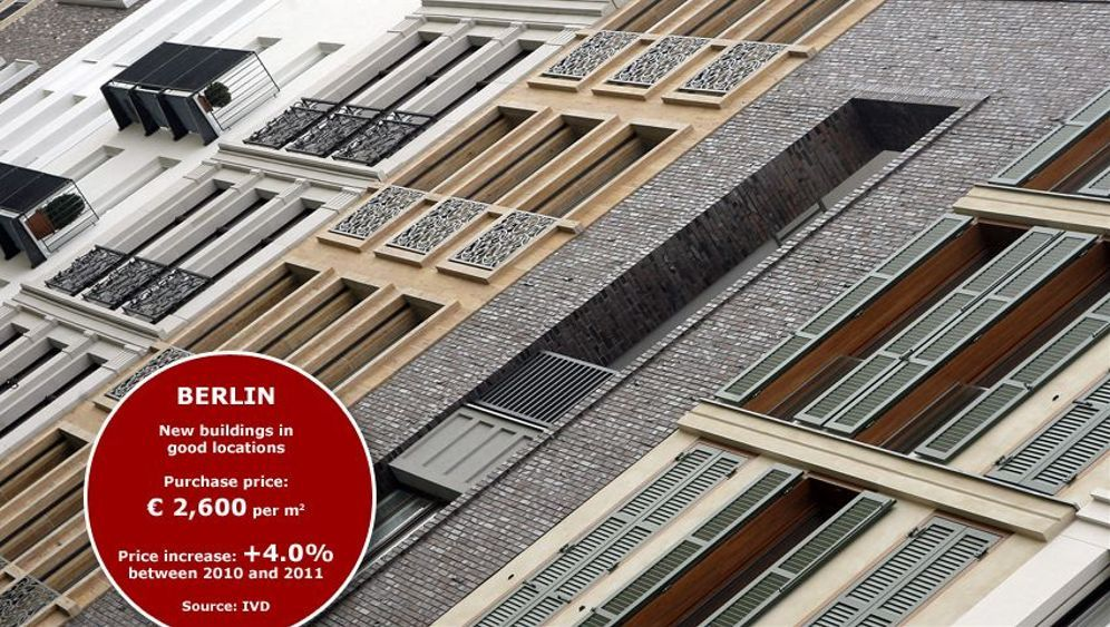 Photo Gallery: Rising Property Prices in Germany