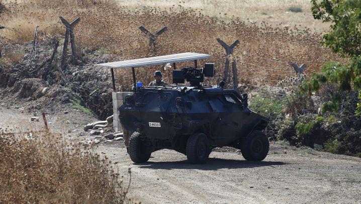 Schlag gegen IS-Terroristen: Die Türkei greift an