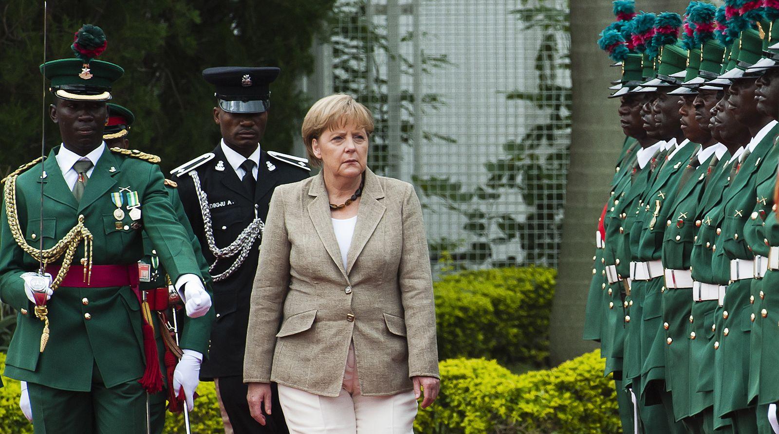 NICHT VERWENDEN Ausland/Internationales/Diplomatie/Merkel