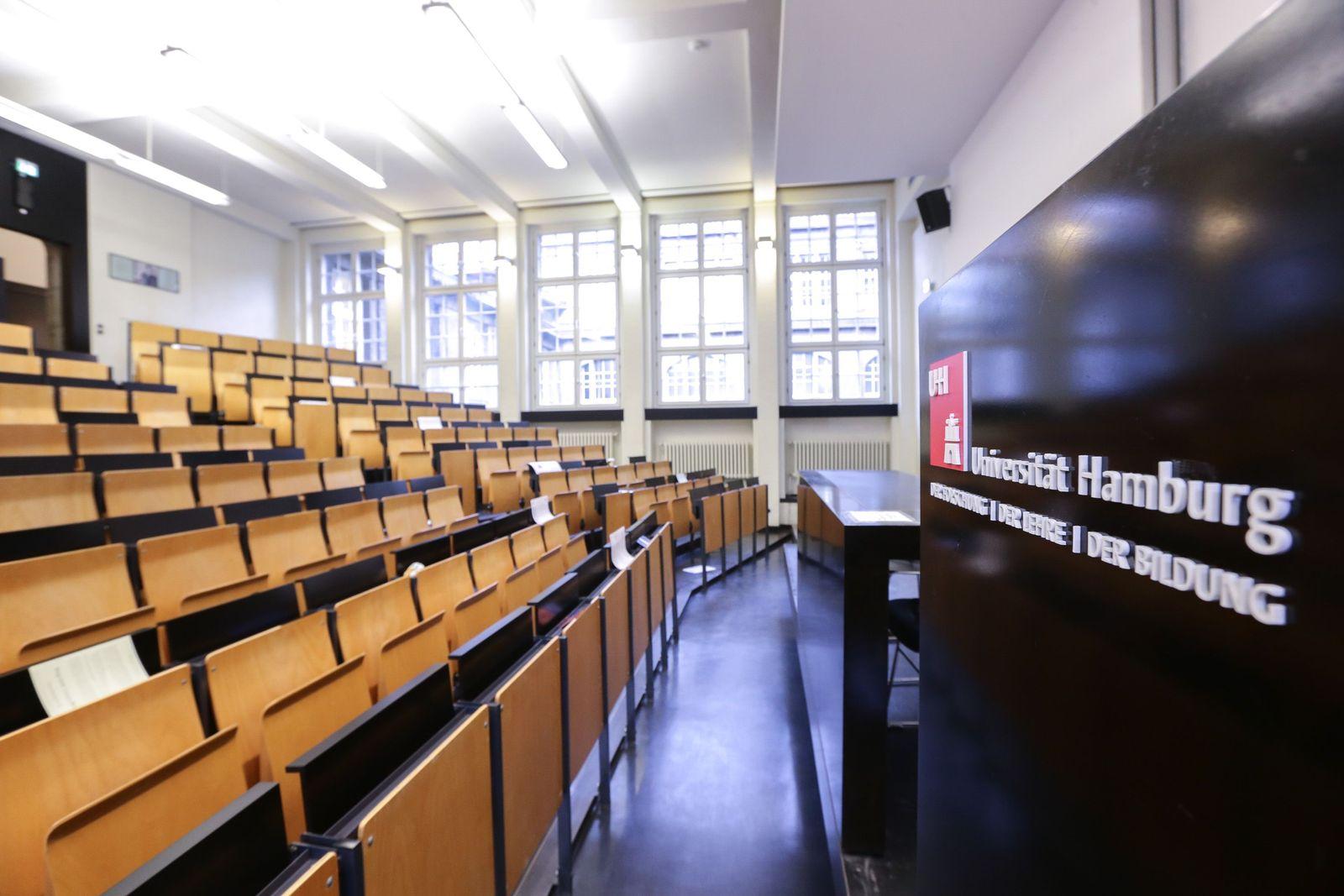 Universität Hamburg Hörssal