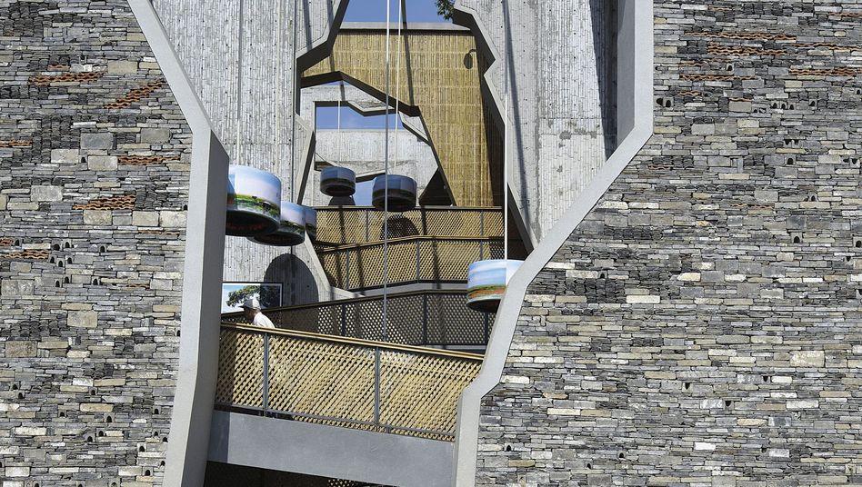 """Pavillon von Wang Shu: Jury bescheinigt seinen Werken eine """"eindrucksvolle Präsenz"""""""