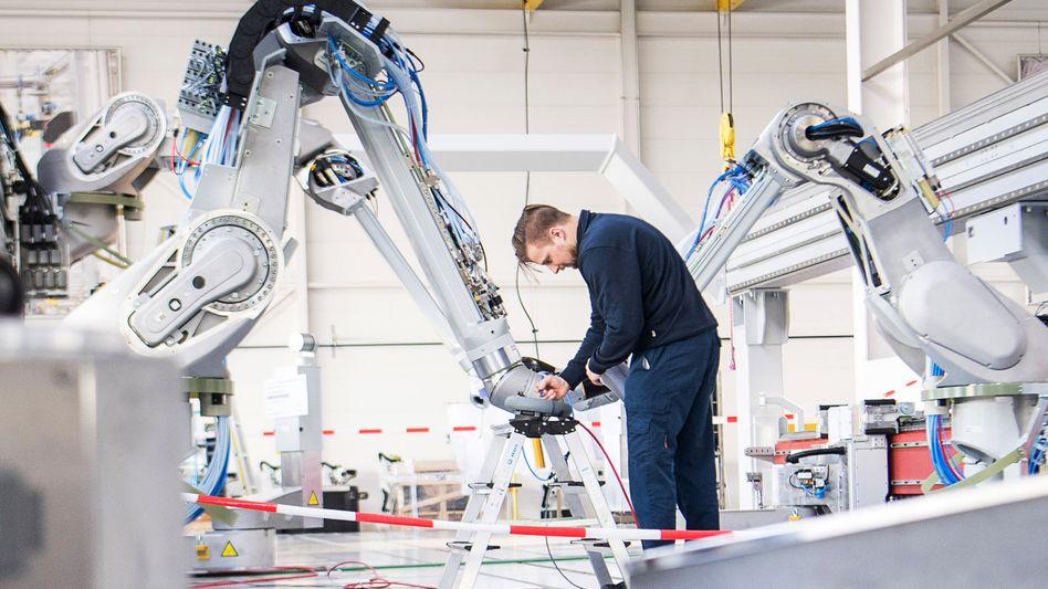 Maschinenbau: Auto- und Metallindustrie besonders betroffen