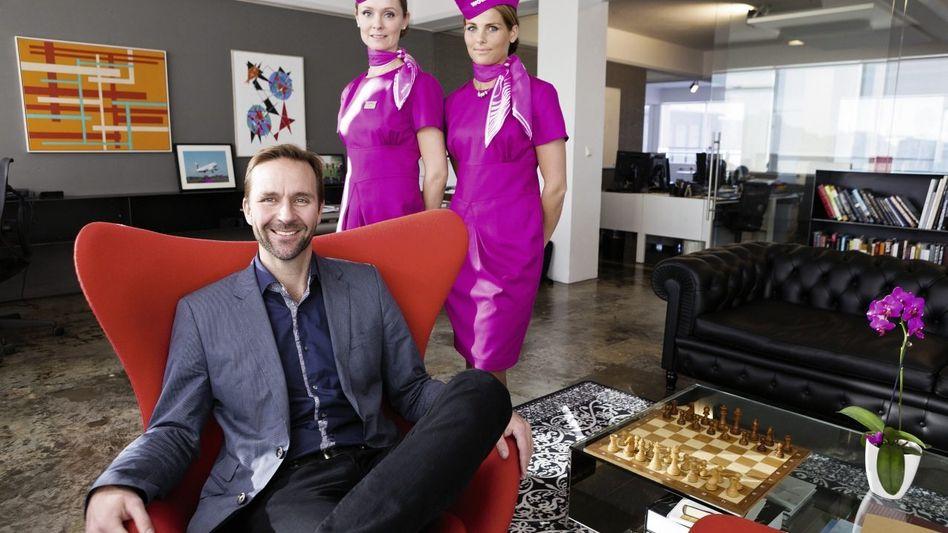 Investor Mogensen: »Ich wusste, ich muss nach Hause - die können mich jetzt brauchen, mich und mein Geld«