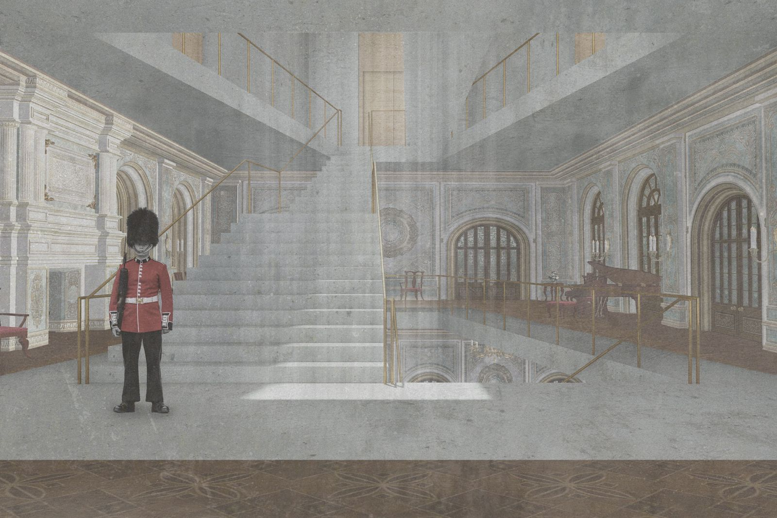 EINMALIGE VERWENDUNG SDA 2019/ Affordable Palace