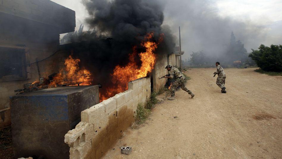 Bürgerkrieg in Syrien: Regime und Rebellen rüsten zur Entscheidungsschlacht