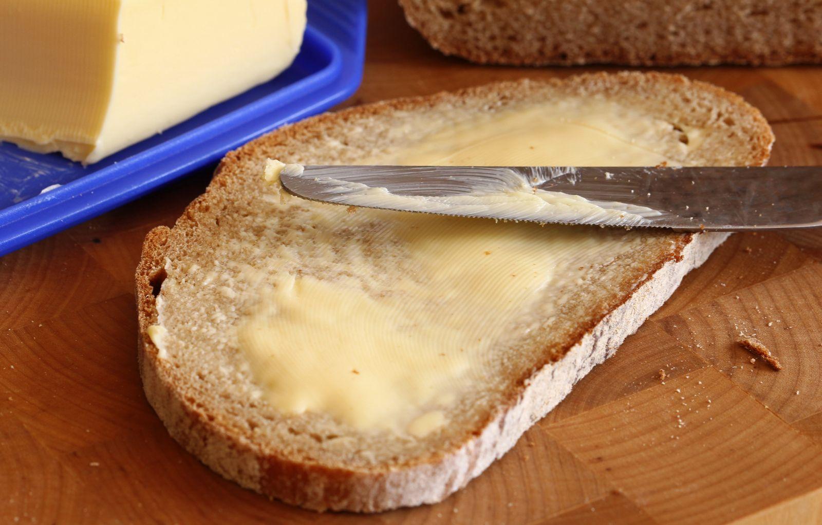 Butter / Brot / Butterbrot