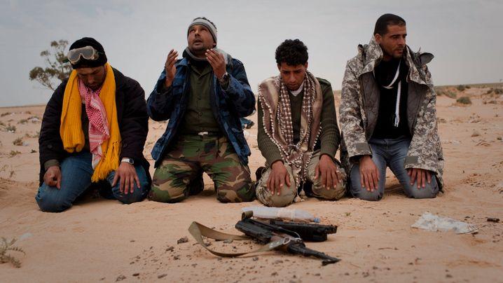 Lichtblick für Libyen: Jubel über Uno-Entscheidung