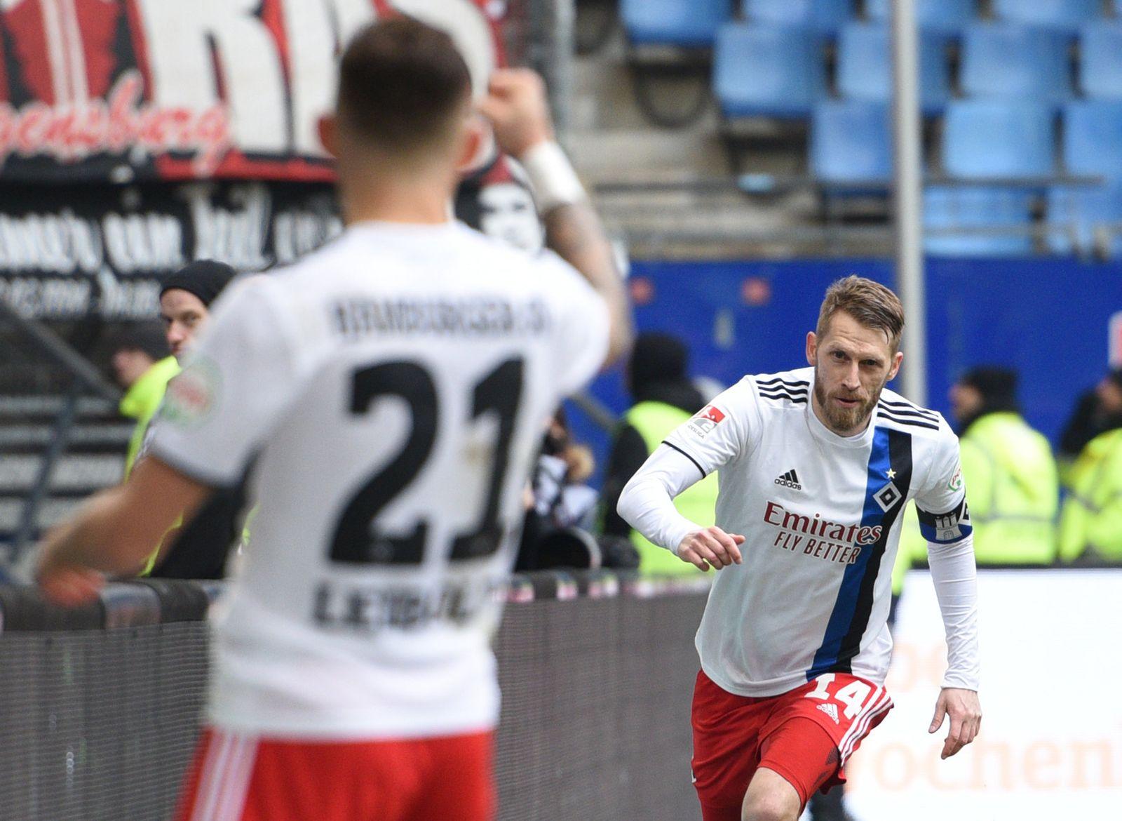 Hamburger SV - Jahn Regensburg