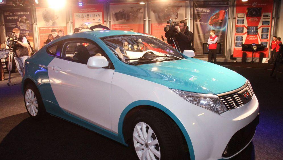 Hybrid-Auto ë: Hightech zum Discountpreis