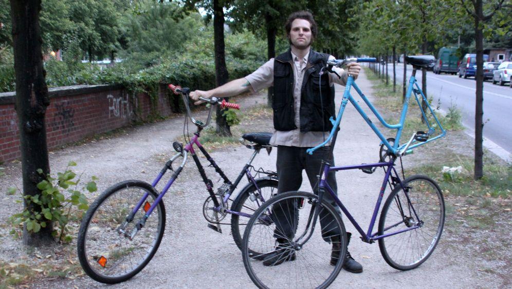 Tallbikes: Nicht schick, aber cool