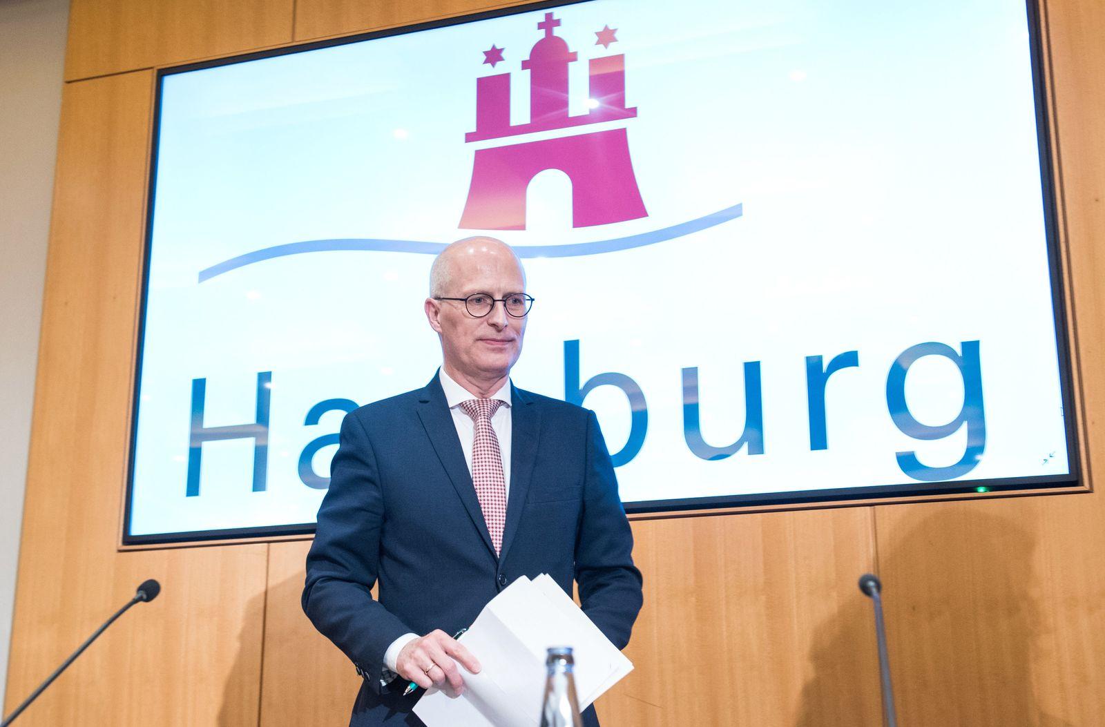 Tschentscher kündigt Maskenpflicht in Hamburg ab Montag an