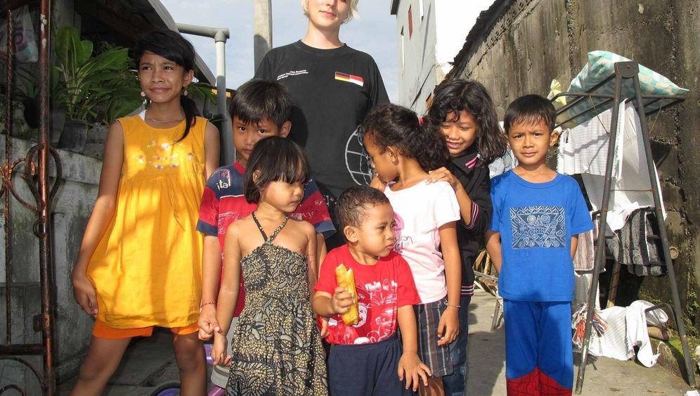 """Als Helferin in Indonesien: """"Lokale Freunde finden? Schwierig"""""""