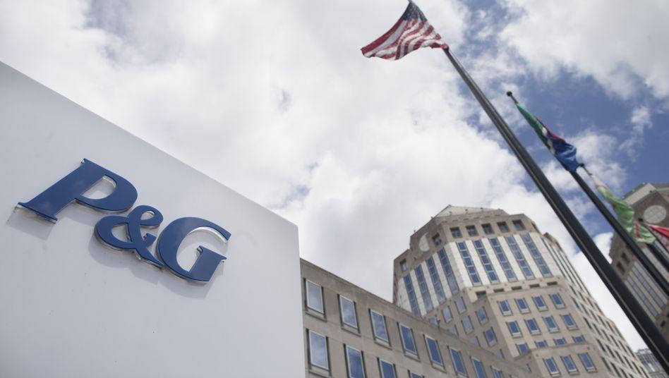 Logo von Procter & Gamble