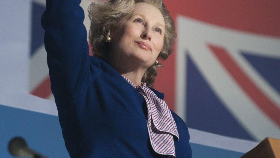 Meryl Streep als Maggie Thatcher: Eiserne Lady, weichgezeichnet