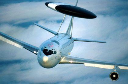 Awacs-Flugzeug: Der Einsatz deutscher Soldaten im Jahr 2003 war verfassungswidrig