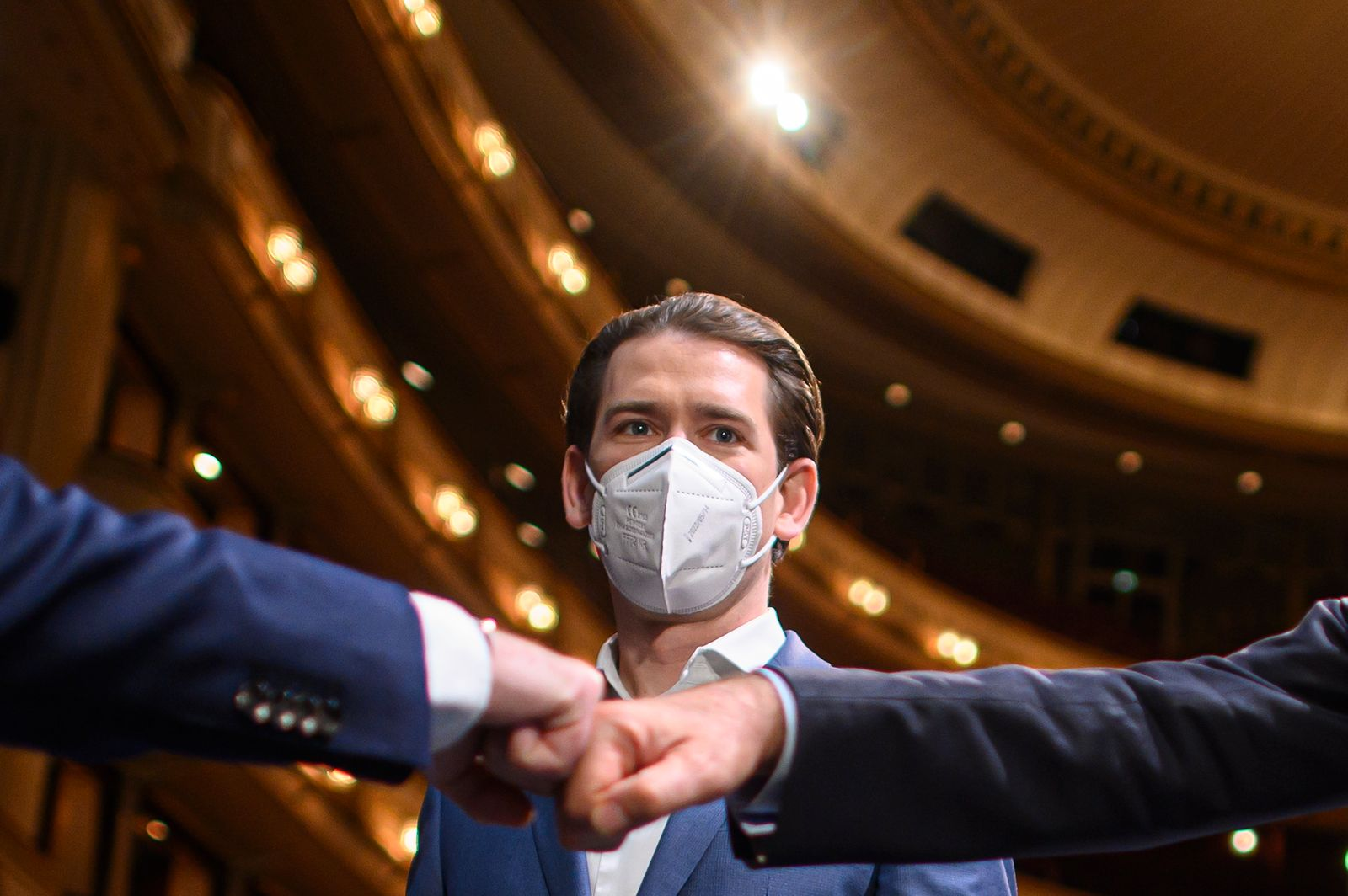 Austrian government loosening anti-coronavirus measures