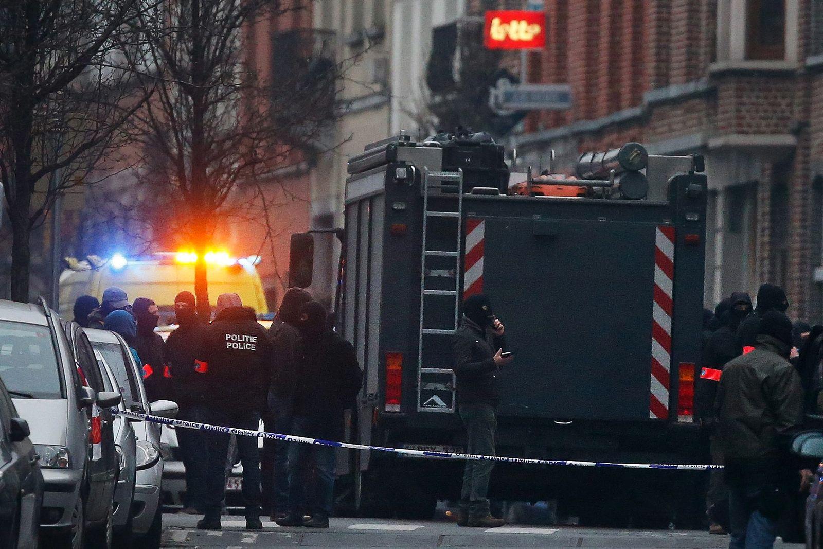 Terroranschlag Belgien