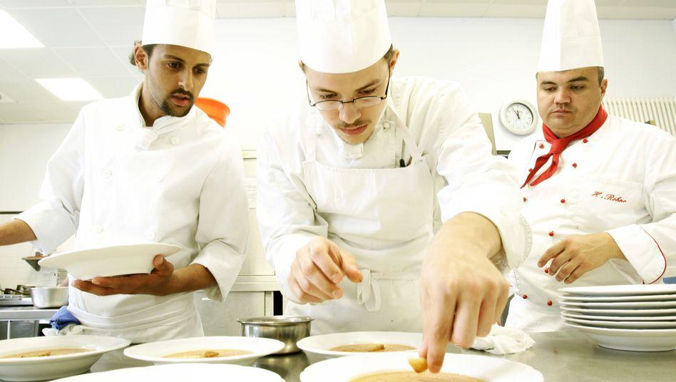Ausbildungsreport 2019: Ausbildung zum Koch wurde am schlechtesten bewertet