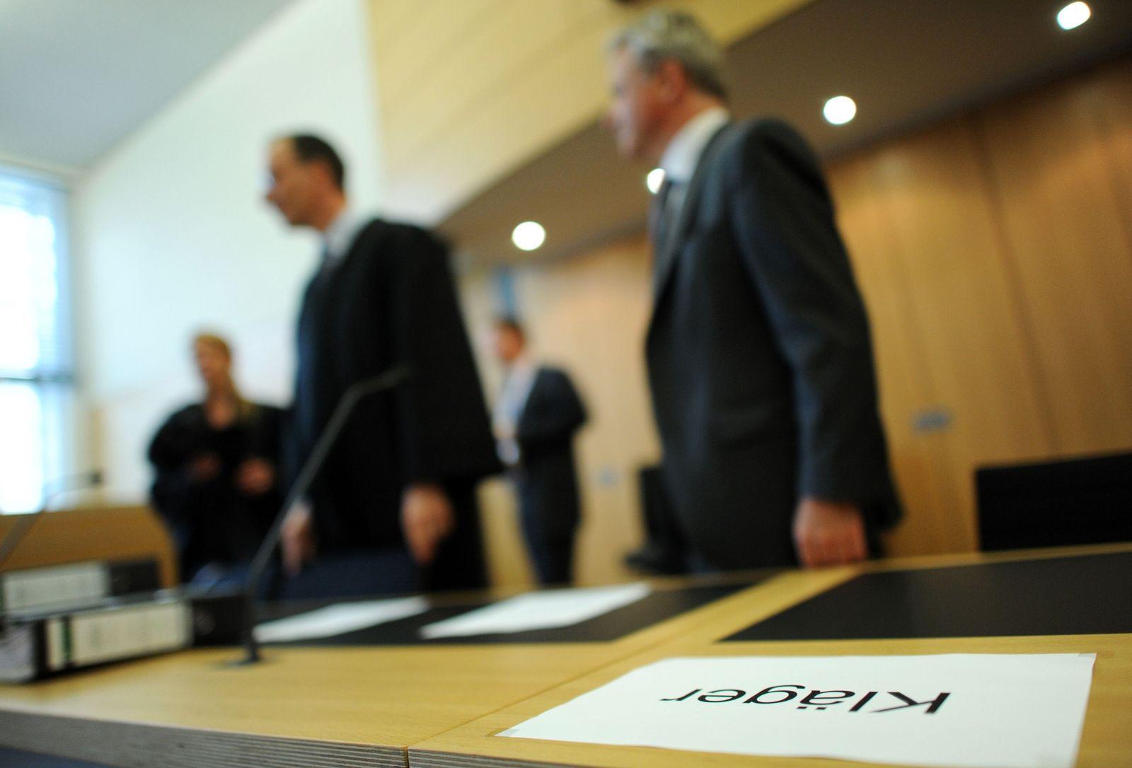 Rechtsschutzversicherung / Symbolbild