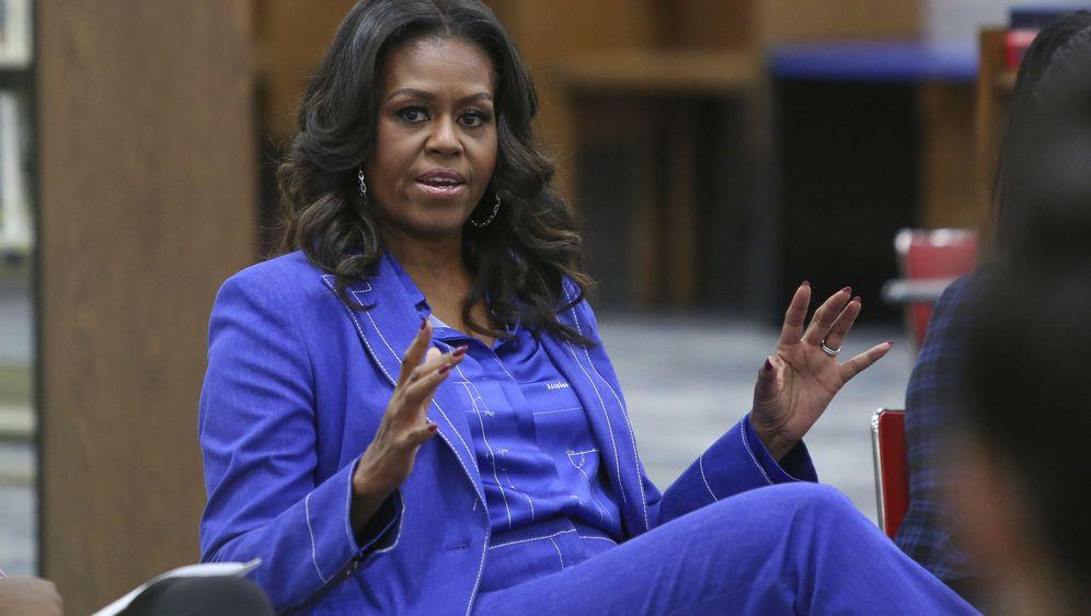 Michelle Obama: Die ewige Charismatikerin