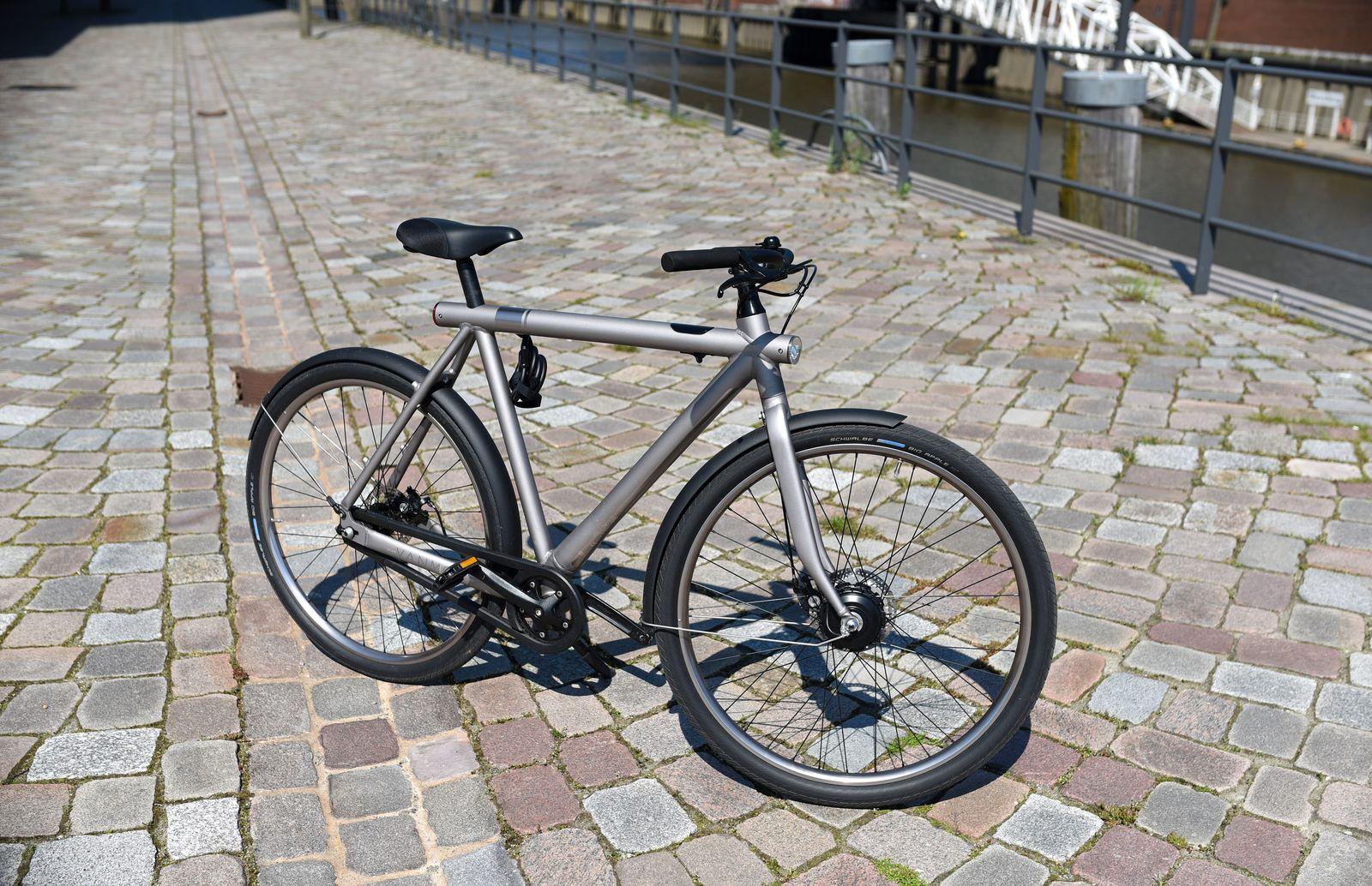 Fahrrad / Vanmoof Electrified S