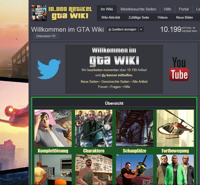 NUR ALS ZITAT Screenshot Wiki-Seiten/ GTA-Wiki