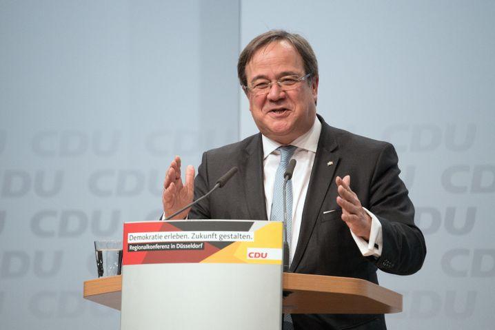 Armin Laschet (CDU), Ministerpräsident vor Nordrhein-Westfalen