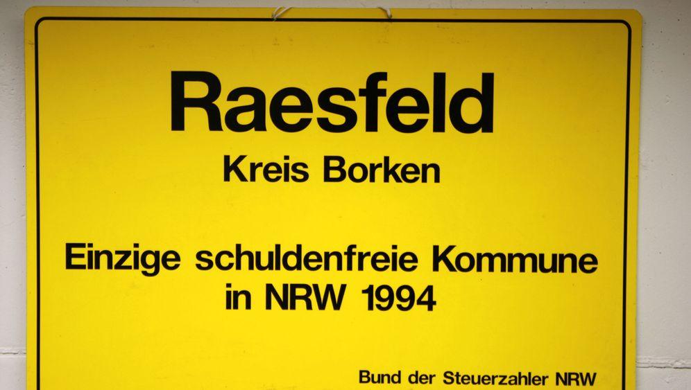 Raesfeld: Eine Gemeinde hat Geld