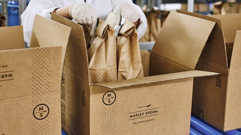 Produktverschickung, -zubereitung des Kochbox-Anbieters Marley Spoon: Preise annähernd wie im Restaurant