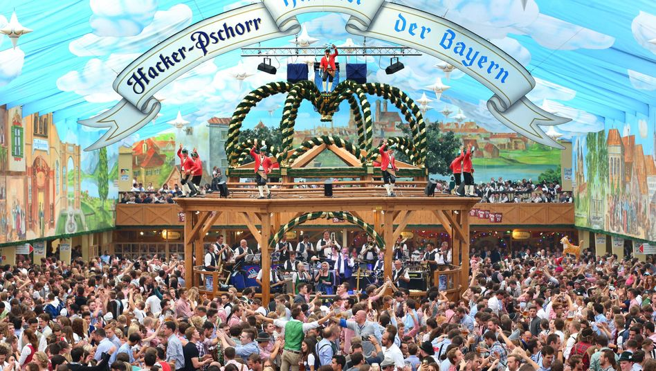 Münchner Oktoberfest (Archivbild)