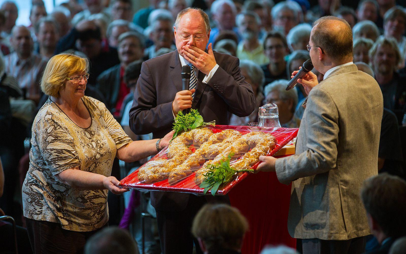Wahlkampf SPD Steinbrück 2013