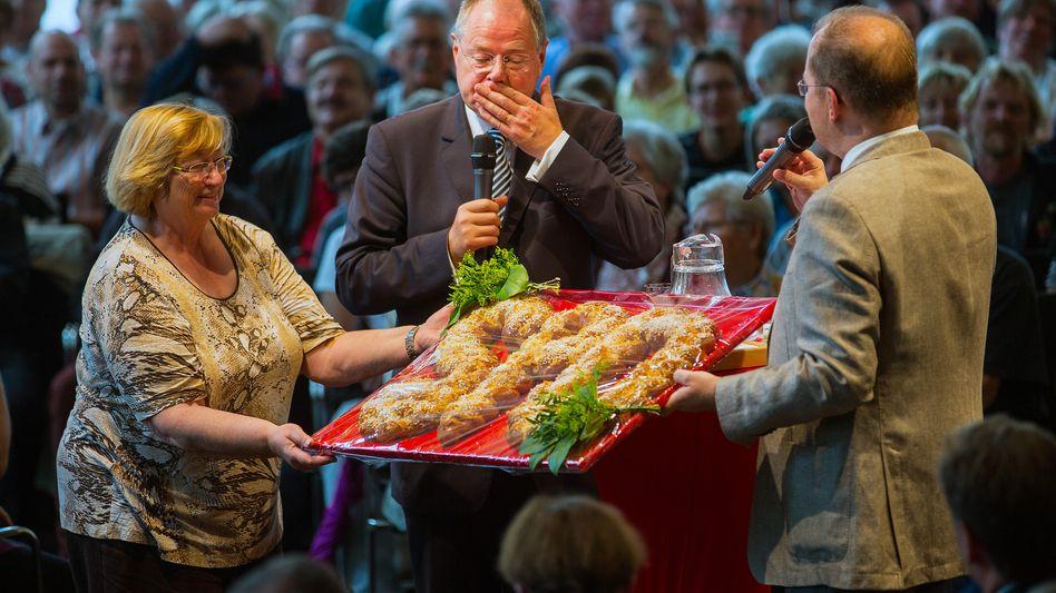 Steinbrück und die SPD - im Wahlkampf 2013