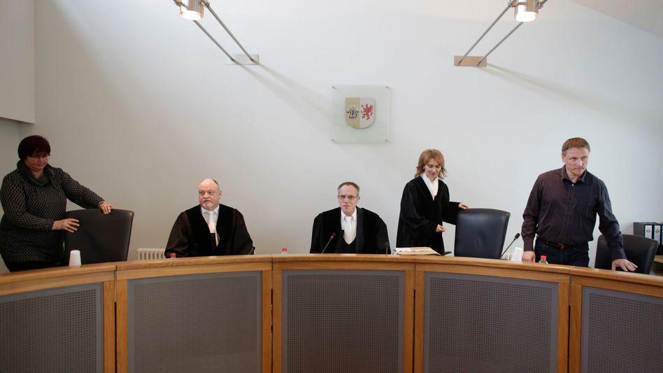 Richter, Schöffen am Landgericht Neubrandenburg