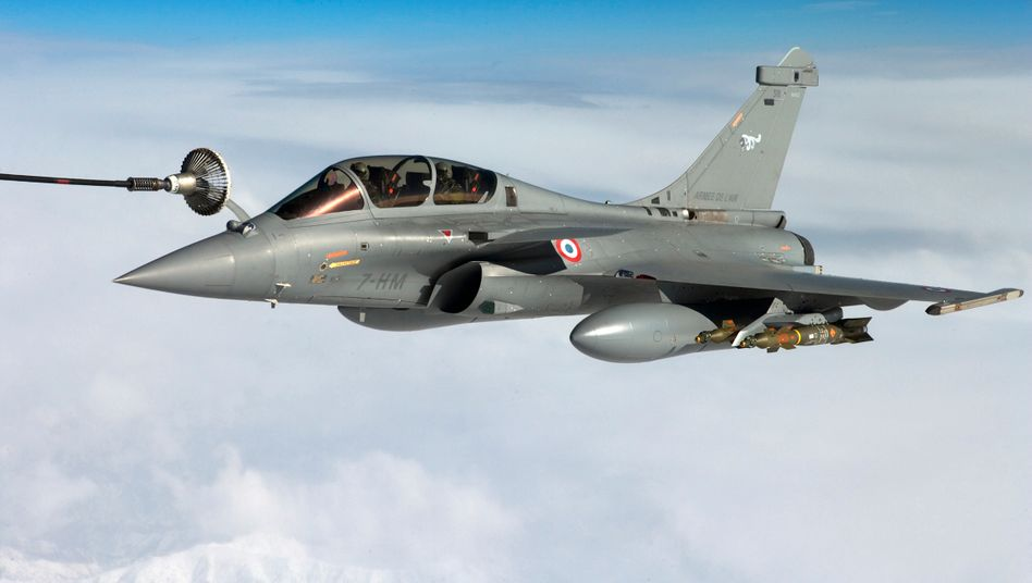»Rafale«-Kampfjet (Archivbild)